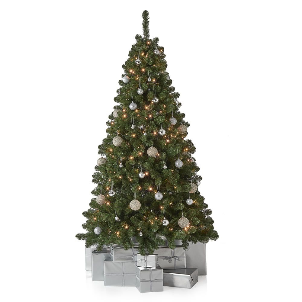 wilko christmas tree