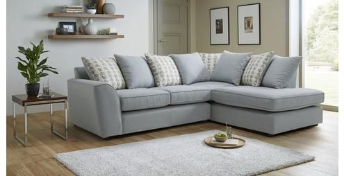 Joye Left Arm Facing Corner Sofa Joye  Dfs  Soft Hues Interesting Dfs Dining Room Furniture Design Decoration