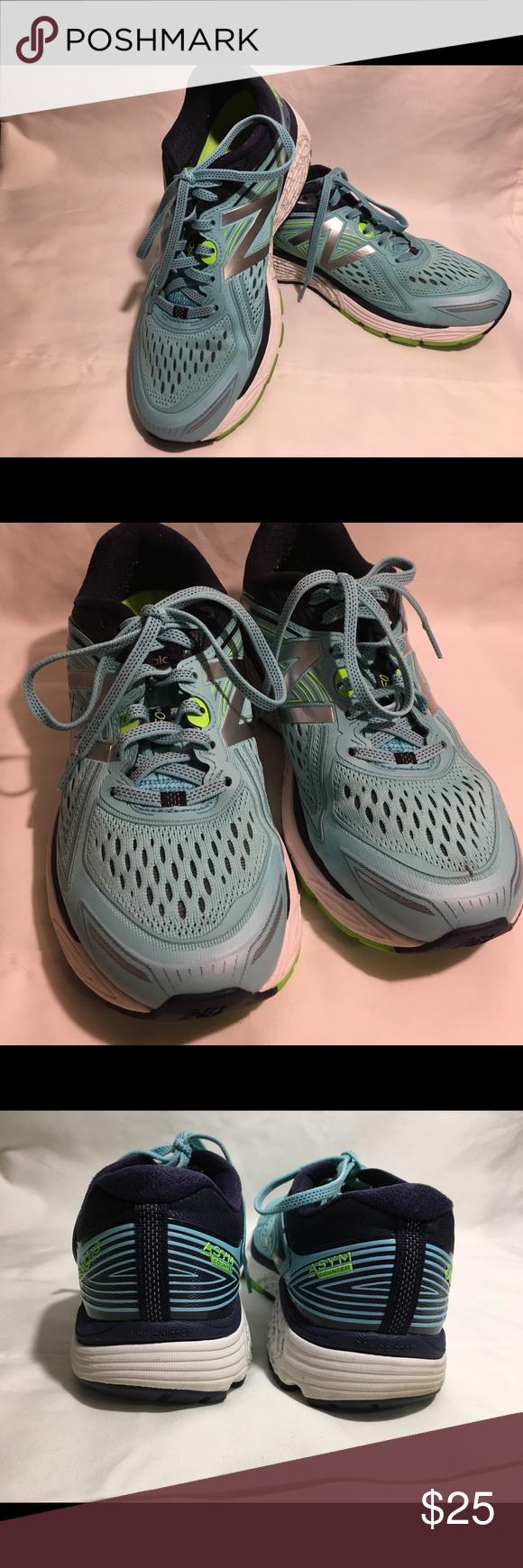 running shoe NB 860v8