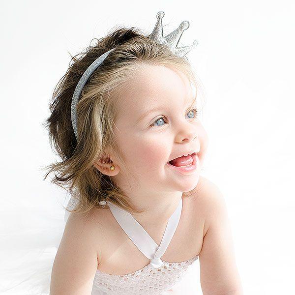 diadema nias diadema bebs con coronas y fantasa para hacer fotos bonitas