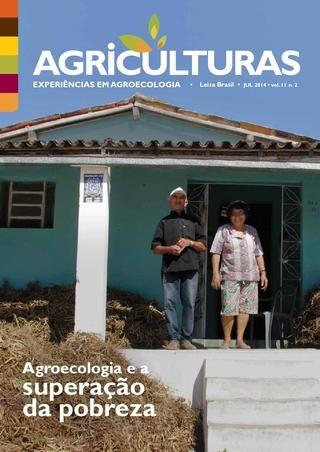 Agriculturas V11N2 Agroecologia e a superação da pobreza