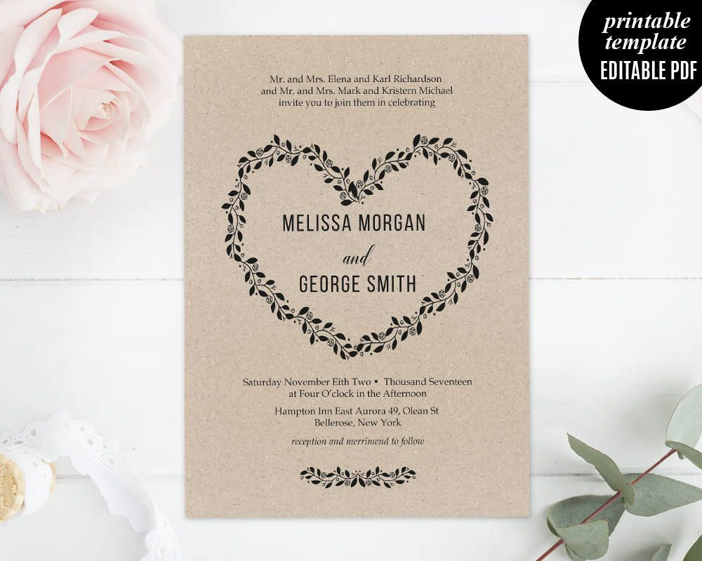 Wedding Invitation Kits Michaels: Michaels Wedding Invitations Buy The Mr Mrs Wedding