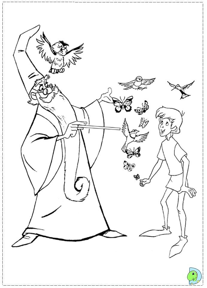 Coloring Page Coloring Pages Disney Paintings