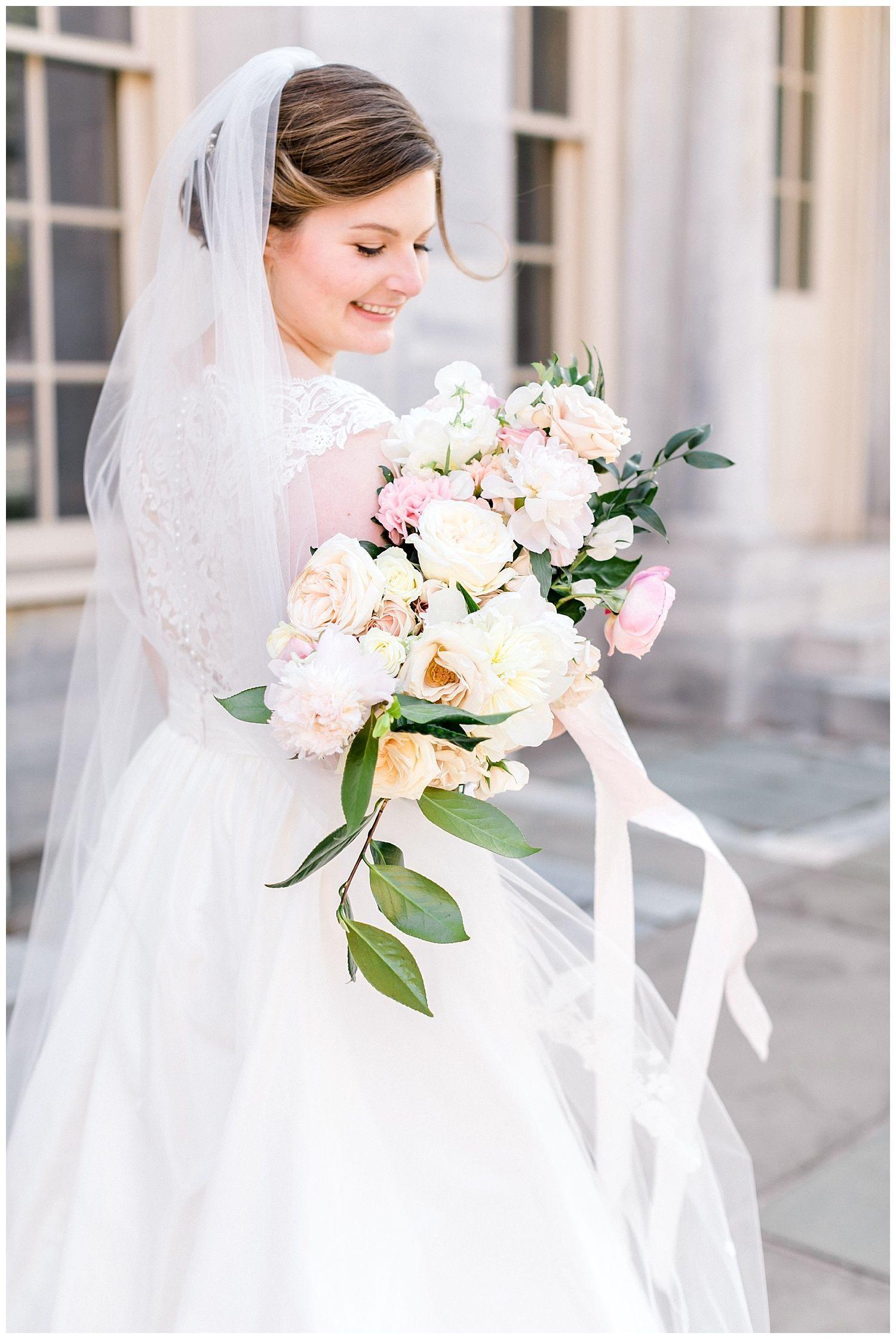 Modern vintage wedding dresses  Modern Vintage Wedding at Union Trust  Philadelphia Wedding