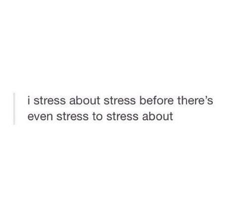Funny Stress Quotes 29 Signs You Were An IB Student