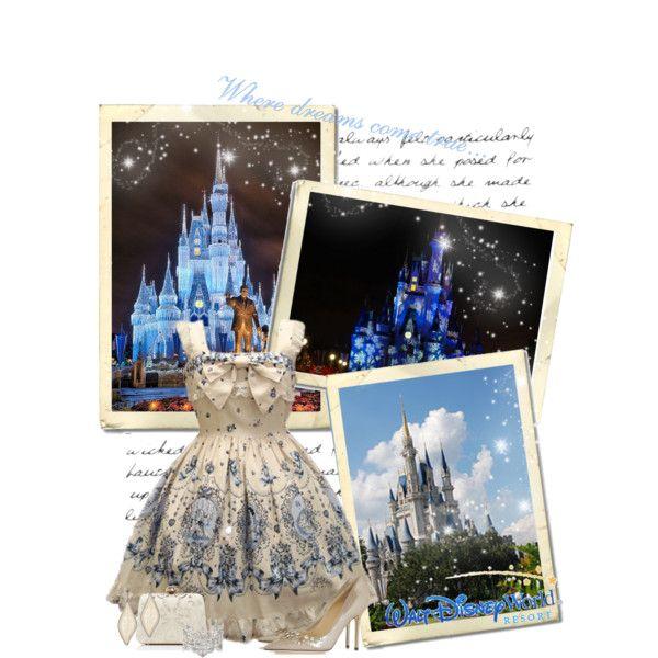 """Walt Disney World"" by sheavschaaf on Polyvore"