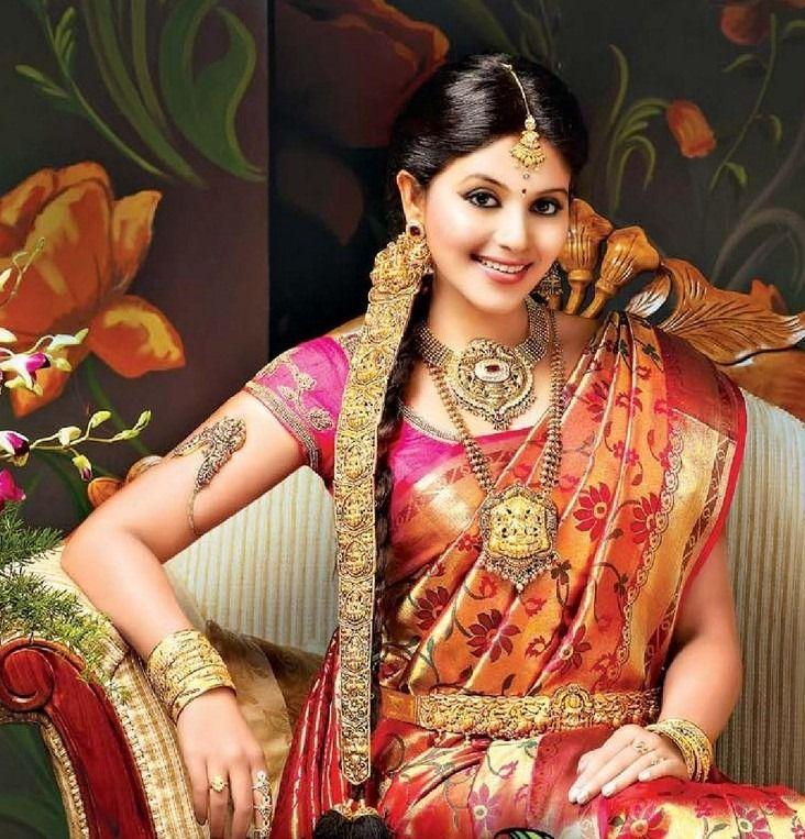 Wedding Hairstyle Kerala: Indian Bridal Hairstyles, South