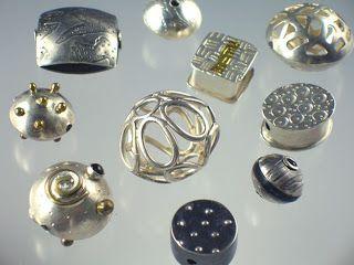 Pocosin Arts Metals Guild: Time to Register for Kathryn Osgood's Metal Bead Making Workshop