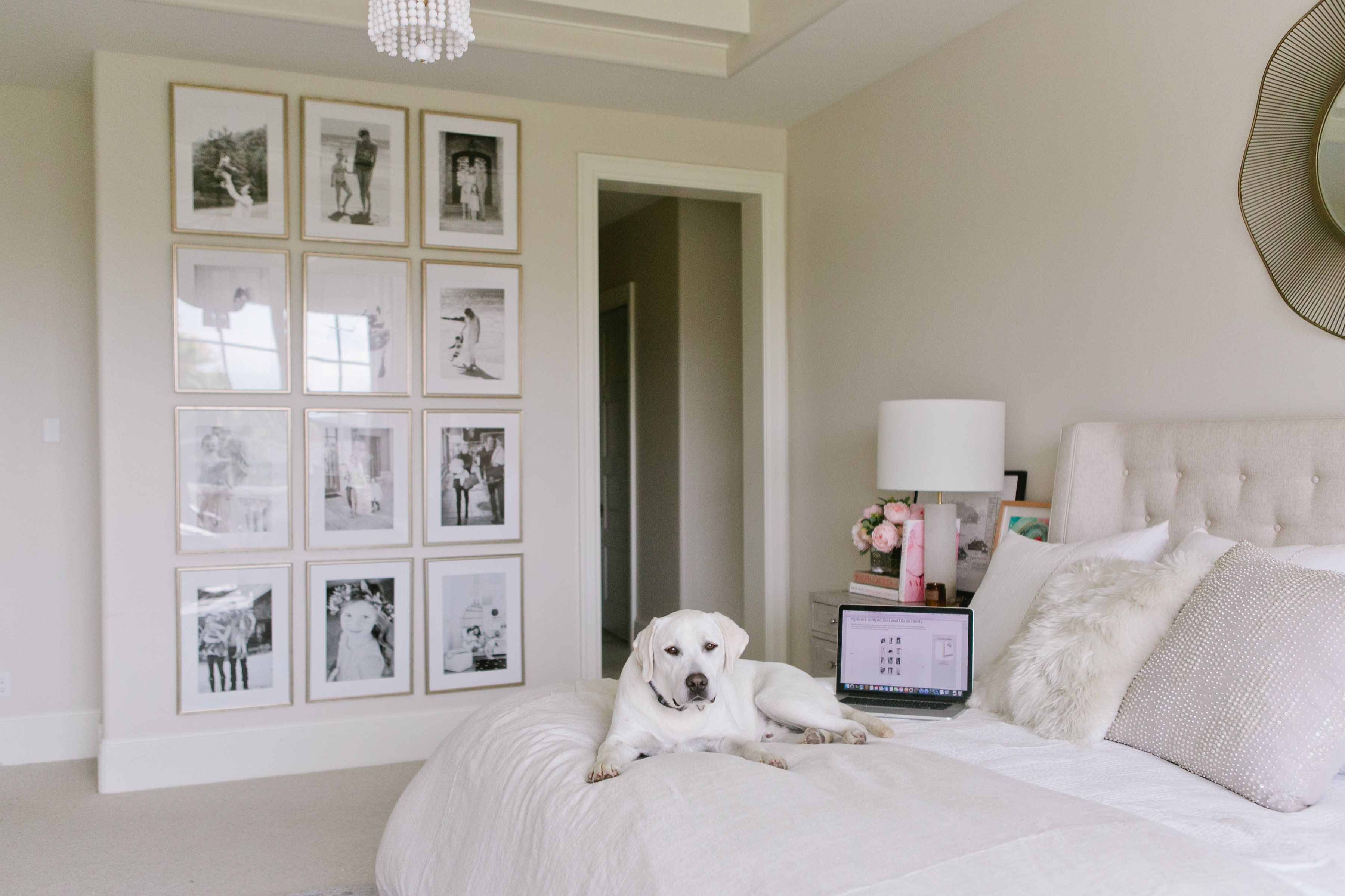 Gallery Wall: || large frames || | Home Decor & More... | Pinterest ...