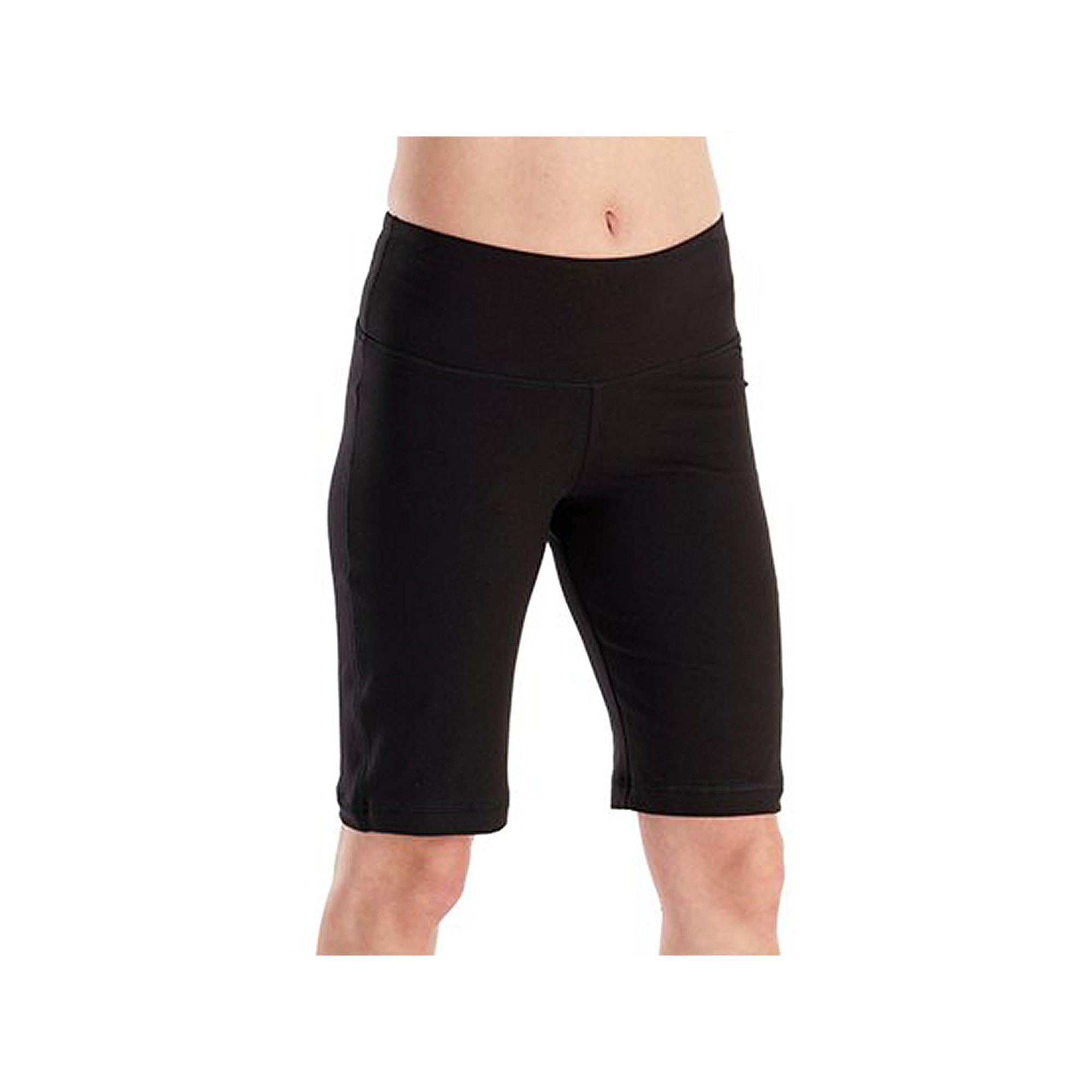 15069ee292d56 Women's Marika Magical Balance Tummy Control Performance Bermuda Shorts,  Size: Medium, Black