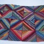 Photo of Designerin: Bevor ich dazu komme wie die Decke gestrickt wird möchte ich erst m…,  #Bevor #…