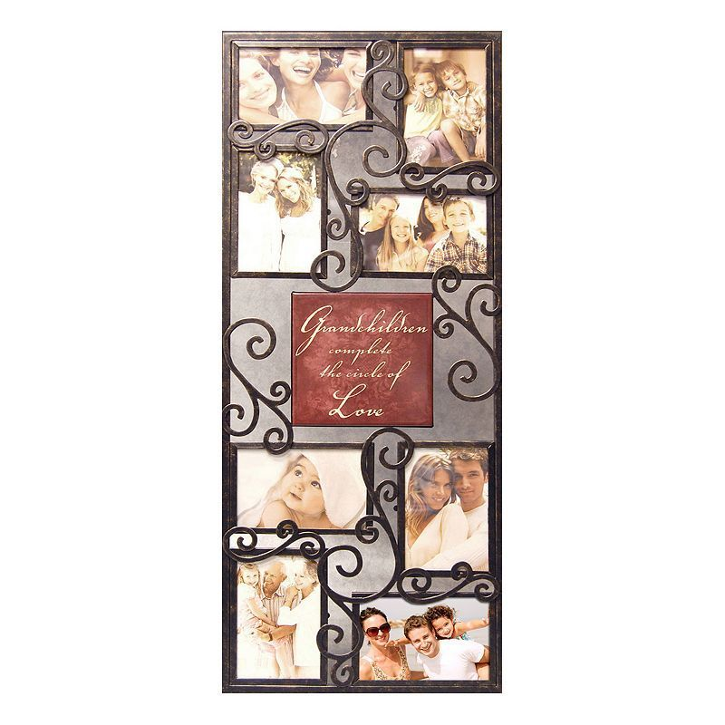 New View Grandchildren 8 Opening Collage Frame Black Products
