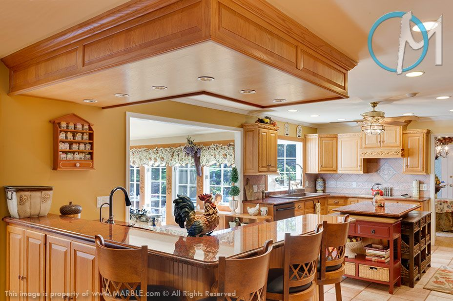 Love The Paint Color To Go With My Red Dragon Countertops Popular Kitchen Designs Kitchen Design Kitchen