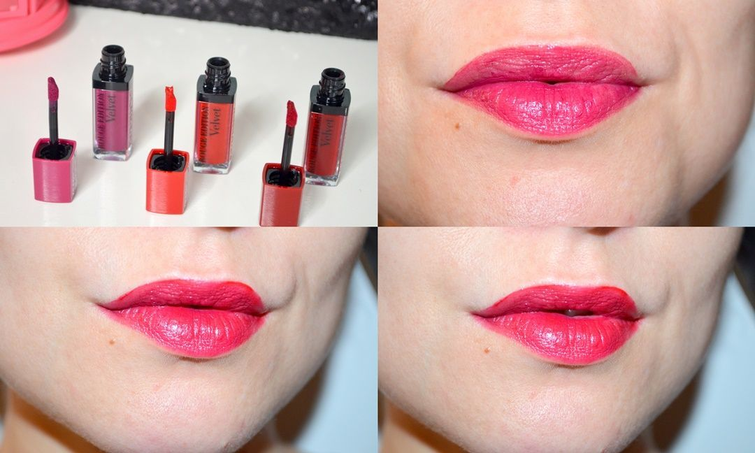MAKEUP LIP - 8 dark lipsticks MAT & SEMI MAT