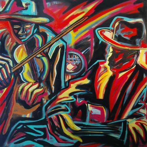Corey Barksdale, Atlanta artist | African american art, African art, African  american artist