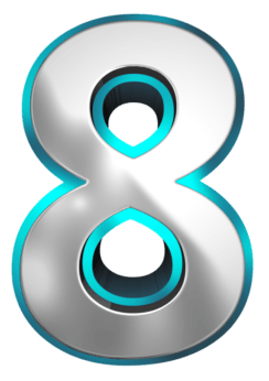 Number 8 Numerology In 2021 Numbers Font Alphabet And Numbers Numbers