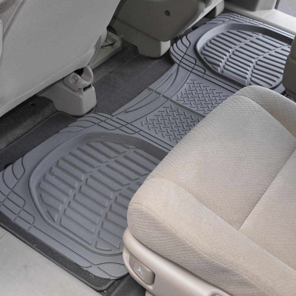 Rubber Floor Mats For Car Suv Truck