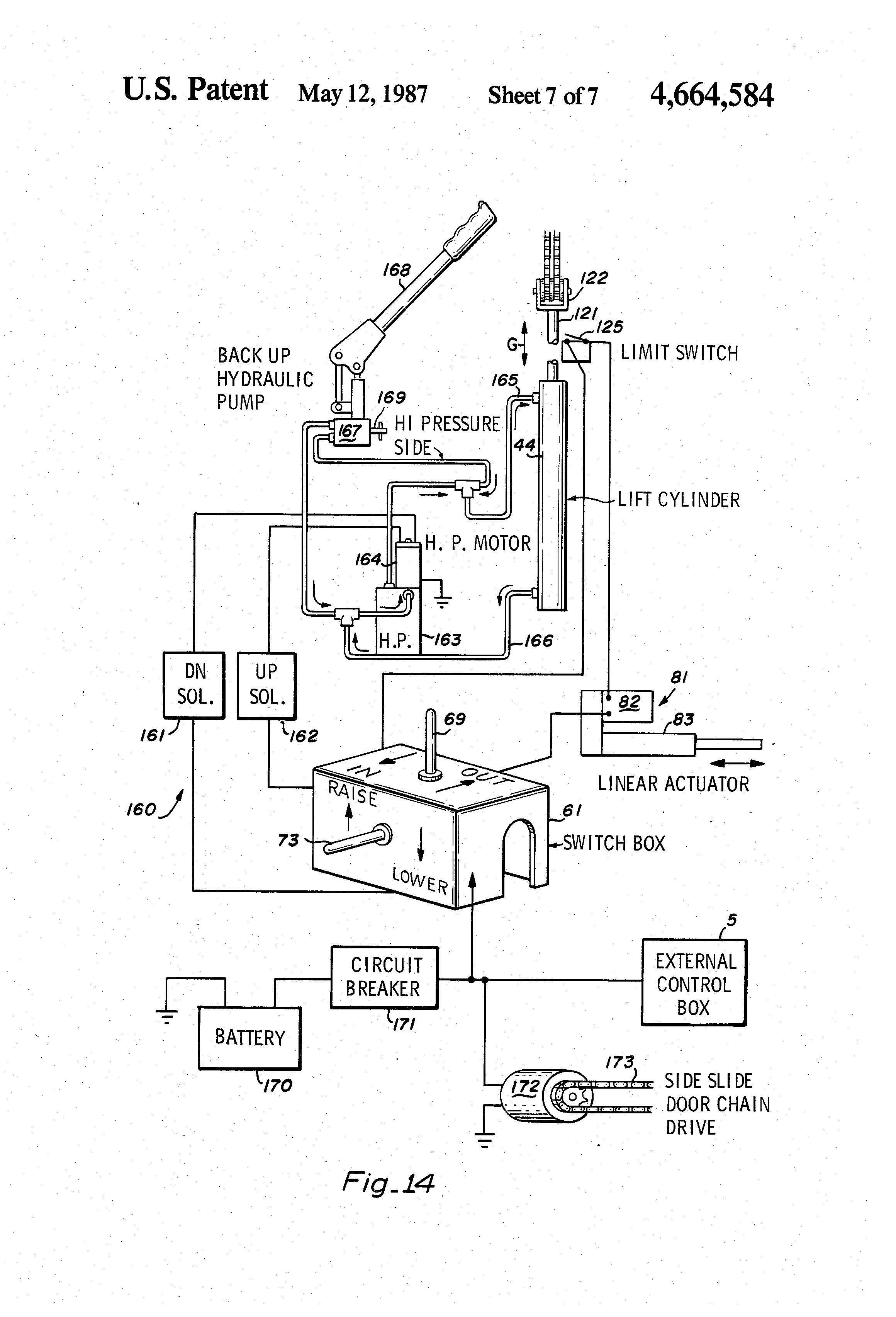 Wiring Diagram For Auto Lift