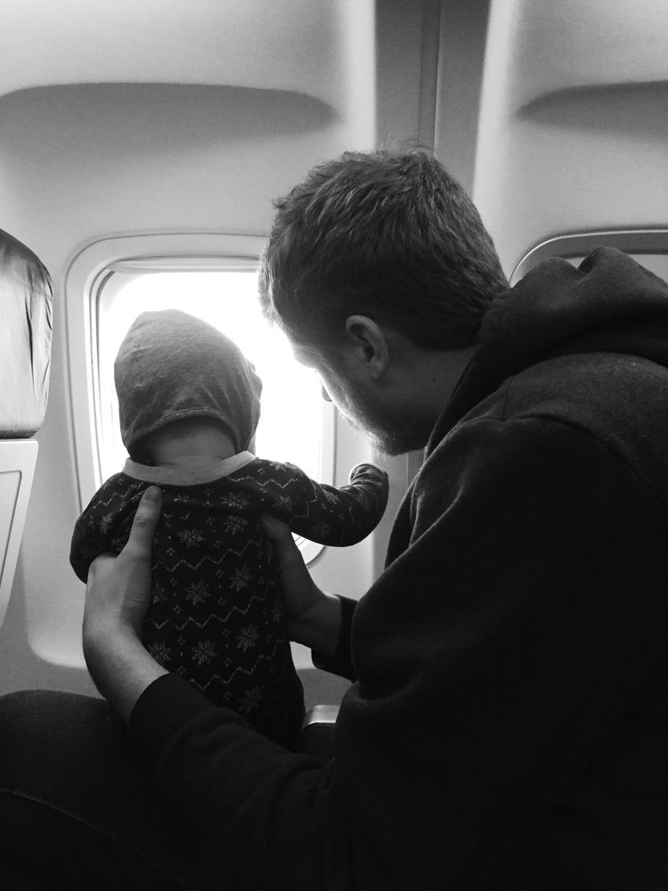 Traveling with an Infant — Household Mag.
