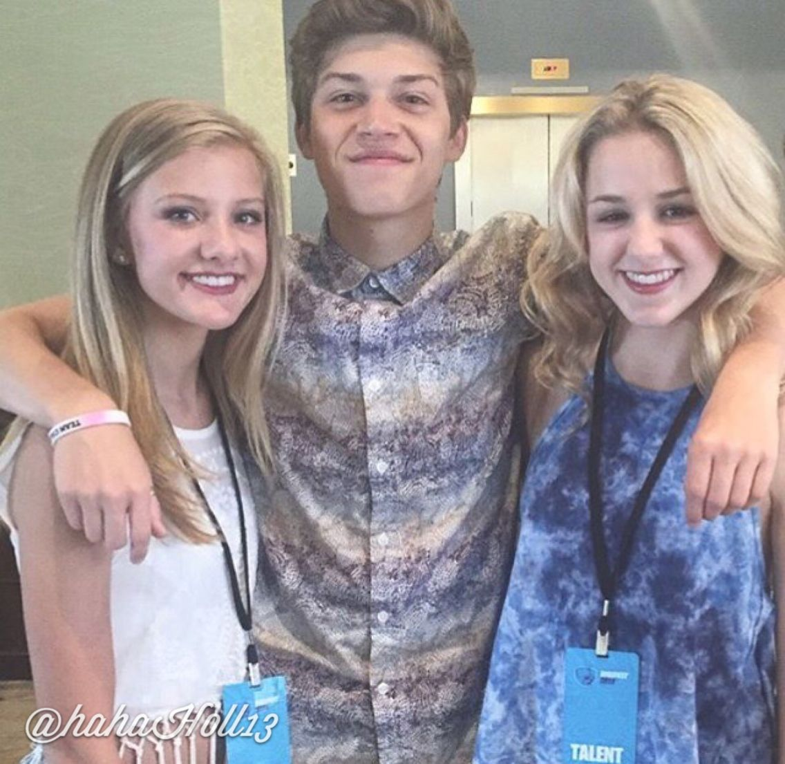 Added By Hahah0ll13 Paige Hyland Ricky Garcia And Chloe