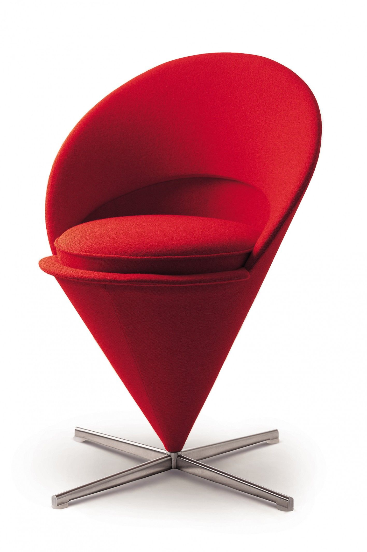 Sessel Ei Verner Panton -cone Chair 1958