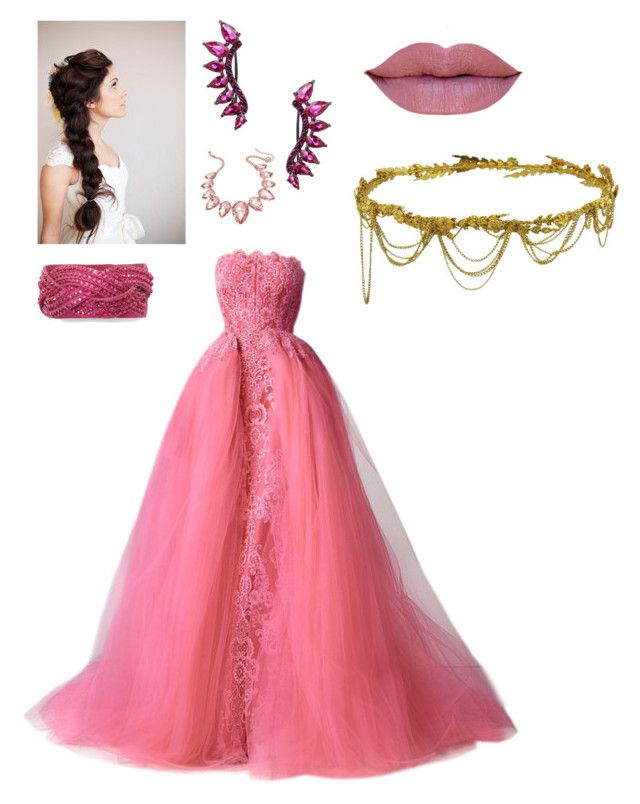 """Happy Sweet Sixteen!!!"" by andyarana ❤ liked on Polyvore featuring Saiid Kobeisy, Noir Jewelry, Mixit, Thalia Sodi and Jennifer Behr"