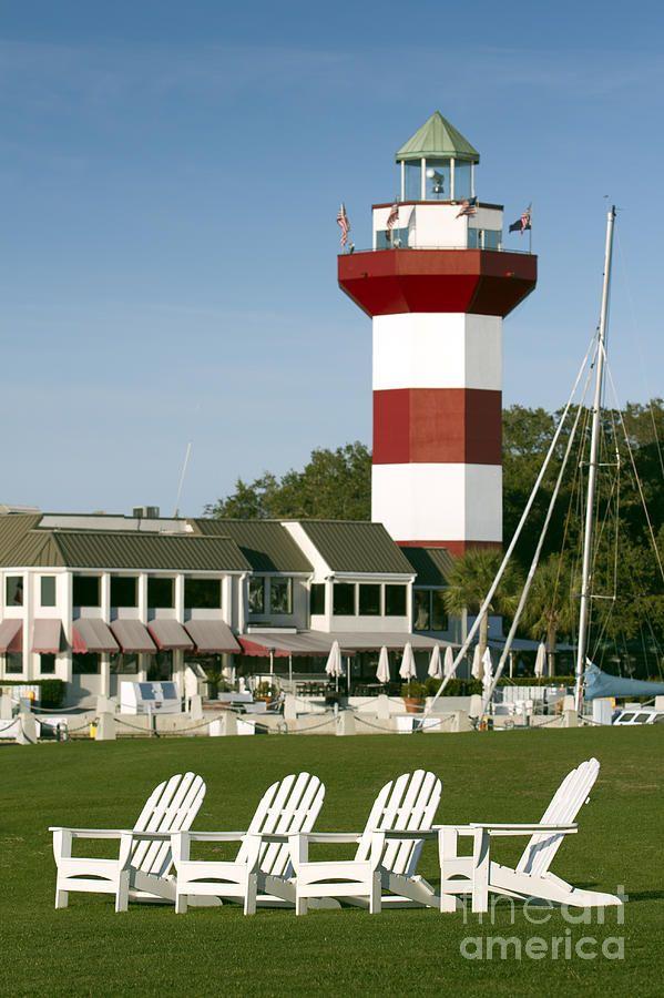 ✮ The Hilton Head Harbor Lighthouse