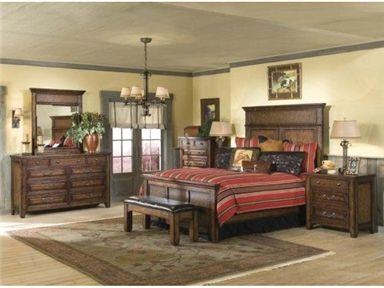 Shop For Shadow Mountain Bedroom Set And Other Master