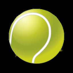 Tennis Ball Tennis Ball Tennis Sport Icon