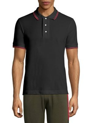 7624e8e16 BALLY . #bally #cloth #polo | Bally Men | Polo, Mens tops, Scalloped ...