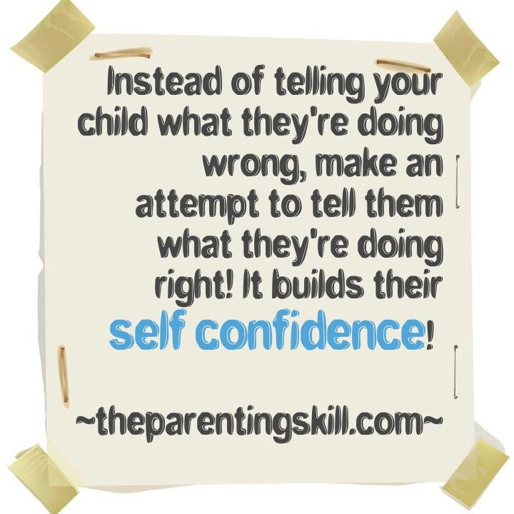 Build Your Child's Self Confidence Parenting Quotes Awesome Overcome Shyness And Build Your Self Confidence Quotes