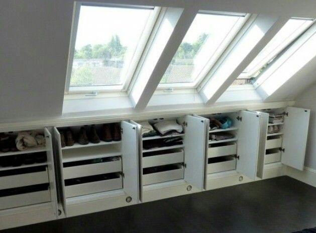Attic Storage Solutions Crawl Spaces