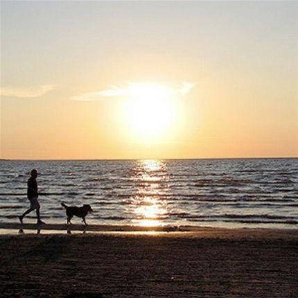 Wasaga Beach, Ontario (© Photo courtesy of jnicholl81/Flickr)