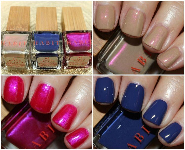 Habit Cosmetics Nail Polish