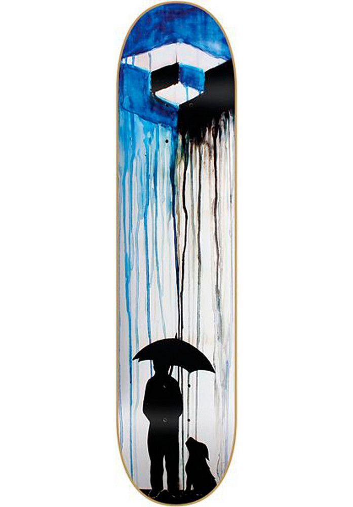 Consolidated Cube-Rain - titus-shop.com  #Deck #Skateboard #titus #titusskateshop