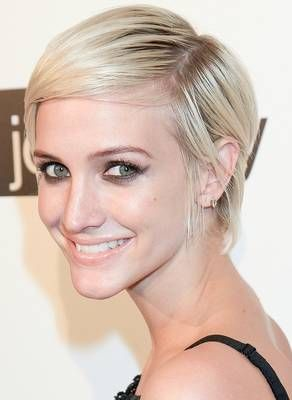 I love this cut.  This is what started me on short hair...but cutting shorter becomes an addiction once you start!