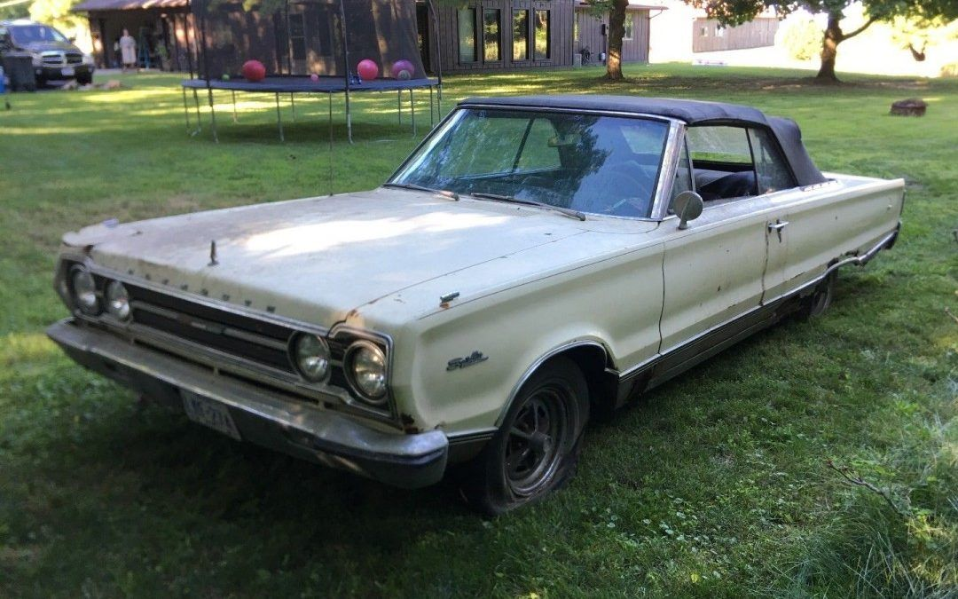Worth It 1967 Plymouth Satellite Convertible Usa Convertibles Https