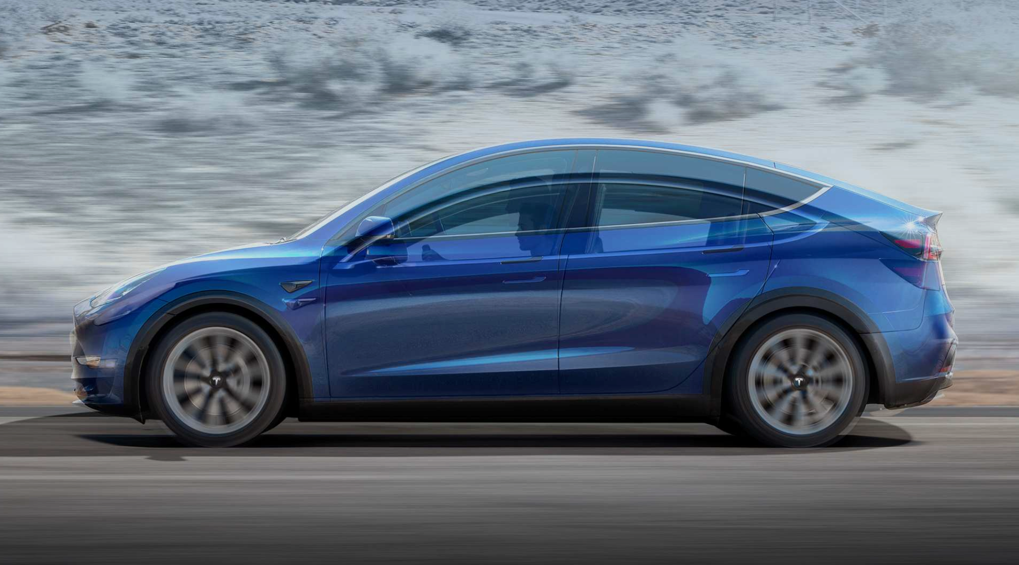 Tesla Model Y Electric Range Just 8 10 Less Than Model 3 Says