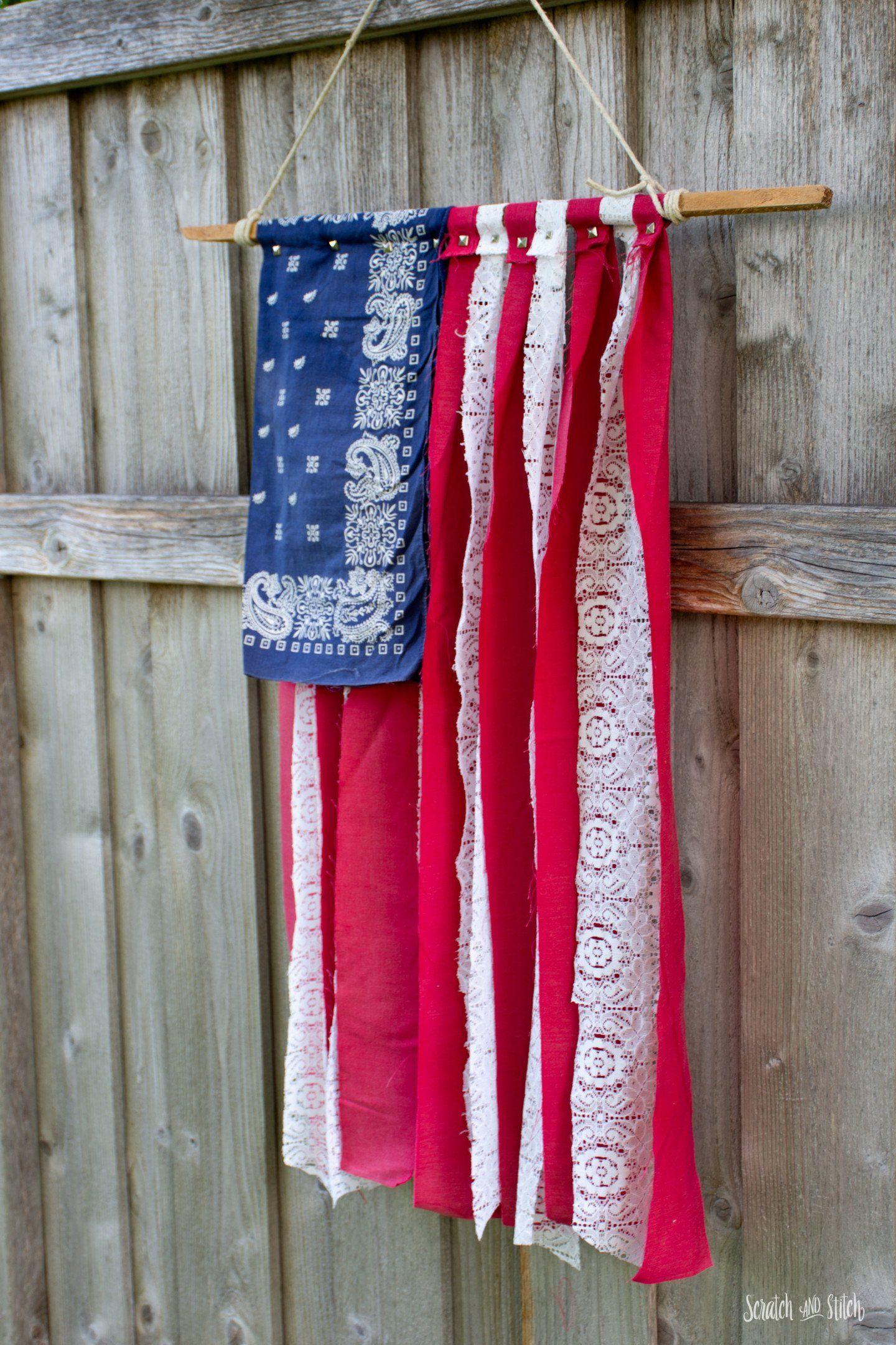 American Flag Diy Flag Diy American Flag Diy American Flag Diy Decor
