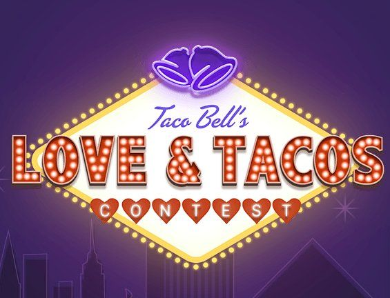 Grand Prize is a $43,100.00 3-night trip for six to Las Vegas, NV, wedding at the Taco Bell chapel inside the Taco Bell Las Vegas Cantina restaurant, $500 spending money, $1,200 for taxes.    Contest ends February 26. Sweepstakes starts March 1, ends...