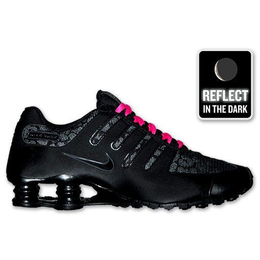 Femme Nike Shox Deliver Noir/Rose