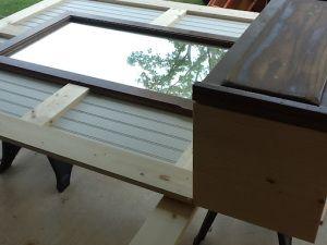 Mudroom Bench Part 3