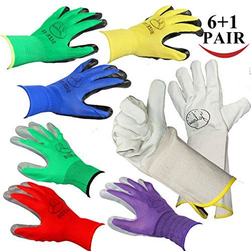 I Have Tried Many Nitrile Coated Garden Gloves Not Only Some Of