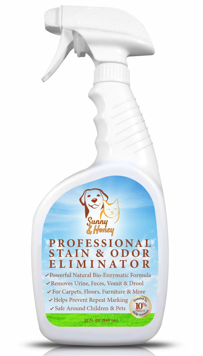 Amazon Com Enzyme Cleaner Pet Stain Remover Odor