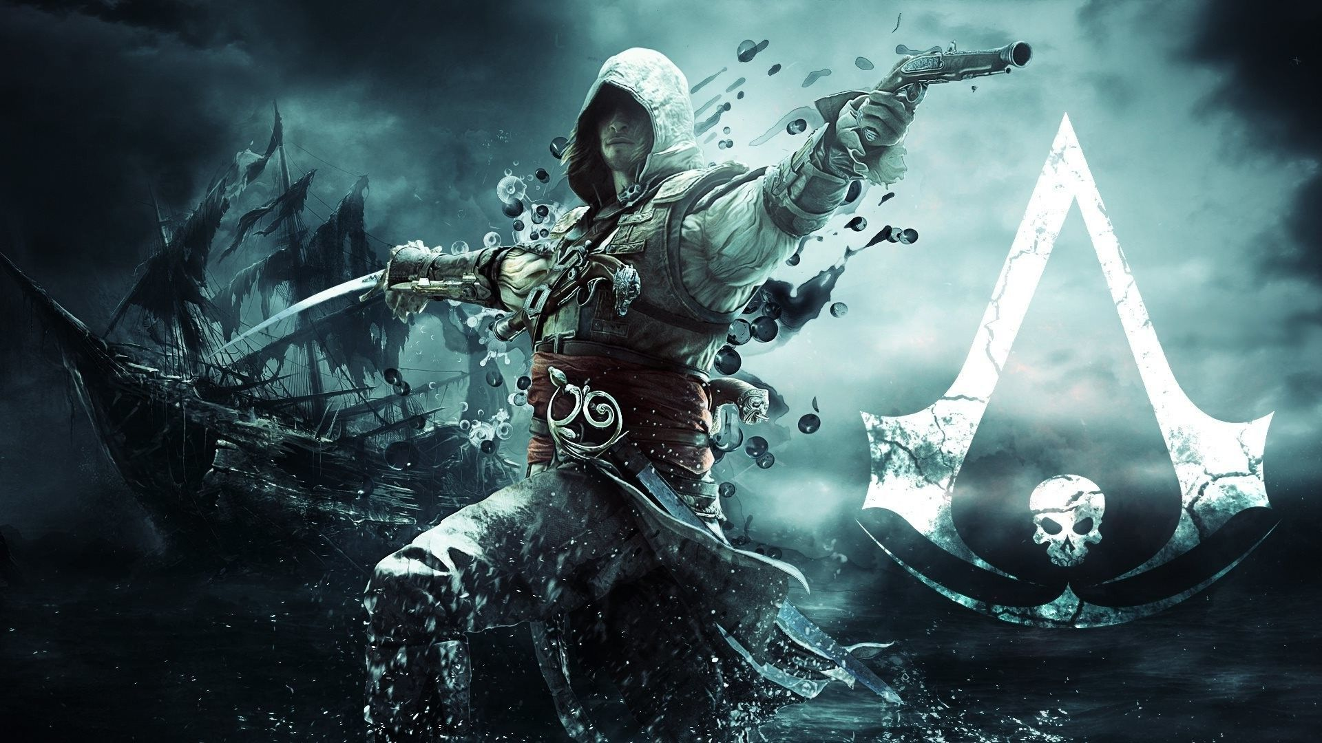 Video Games Assassins Creed Assassins Creed Black Flag Wallpaper Assassins Creed Black Flag Assassin S Creed Wallpaper Black Flag