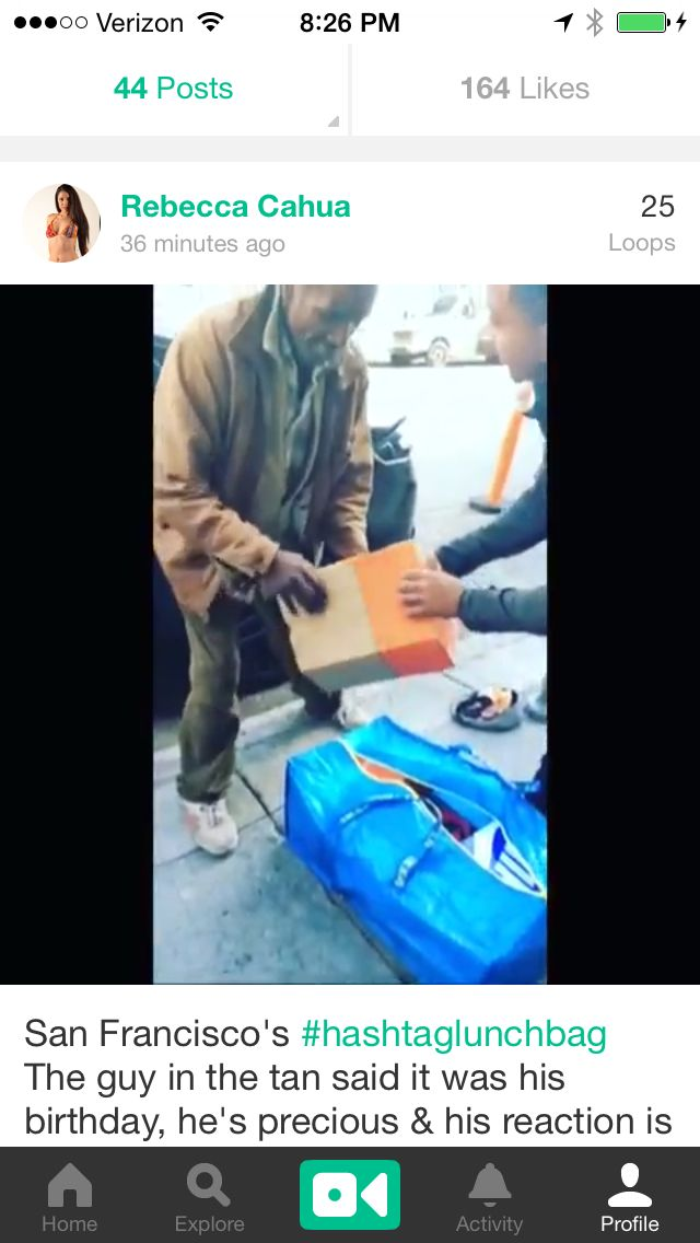 Giving out shoes