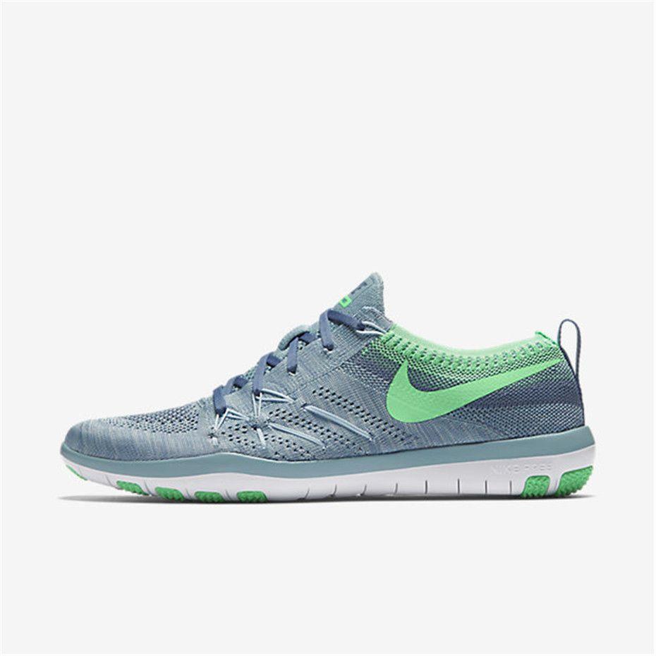 e6e2d9c49c34 Nike Free TR Focus Flyknit (Mica Blue   Ocean Fog   White   Electro Green)