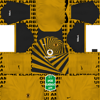 Dls New Kaizer Chiefs Kit Logo For Dream League Soccer In 2020 Kaizer Chiefs Soccer Logo Soccer Kits