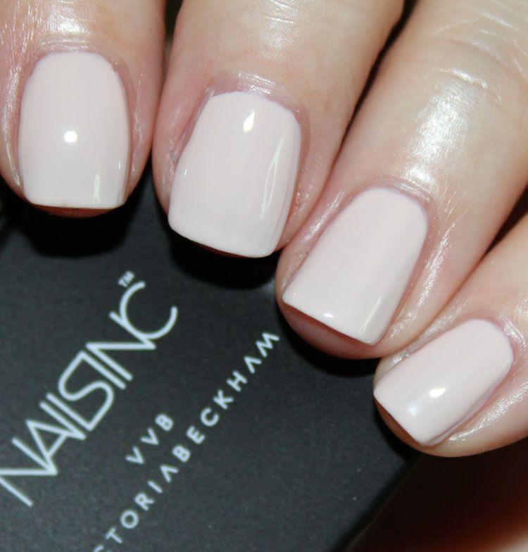 Nails Inc Victoria Victoria Beckham Bamboo White Nails