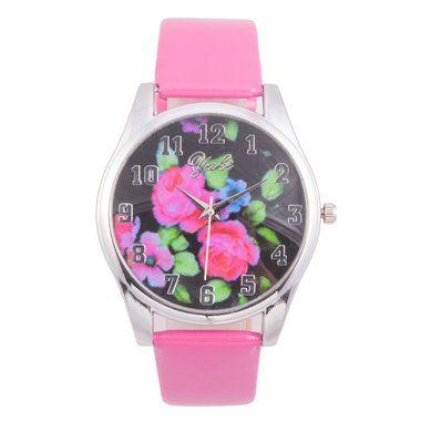 Fashion Damenuhren Damen Armbanduhr Analog Quarz Uhren